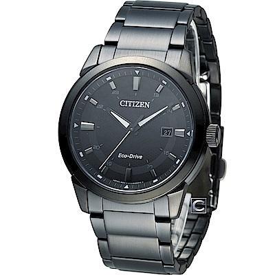 CITIZEN 星辰 光動能時尚腕錶 BM7145-51E