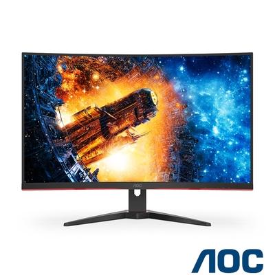 AOC CQ32G2E 32型 2K 144Hz曲面電競螢幕