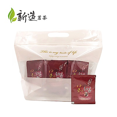 【新造茗茶】精選日月潭紅玉紅茶極品袋茶包 (40入/袋)