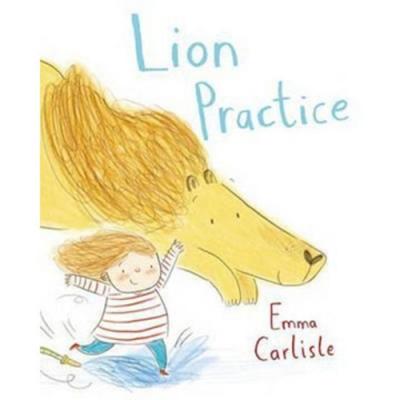 Lion Practice 我是隻小獅子精裝繪本