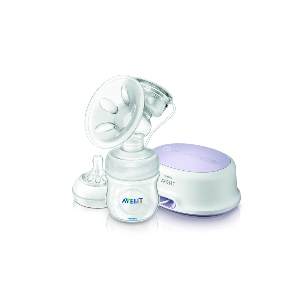 Philips Avent新安怡 - 輕乳感單邊電動吸乳器 (親乳感)
