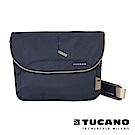 TUCANO Scatto 防雨防潑水休閒相機二用包(附防潑水收納袋) L-藍