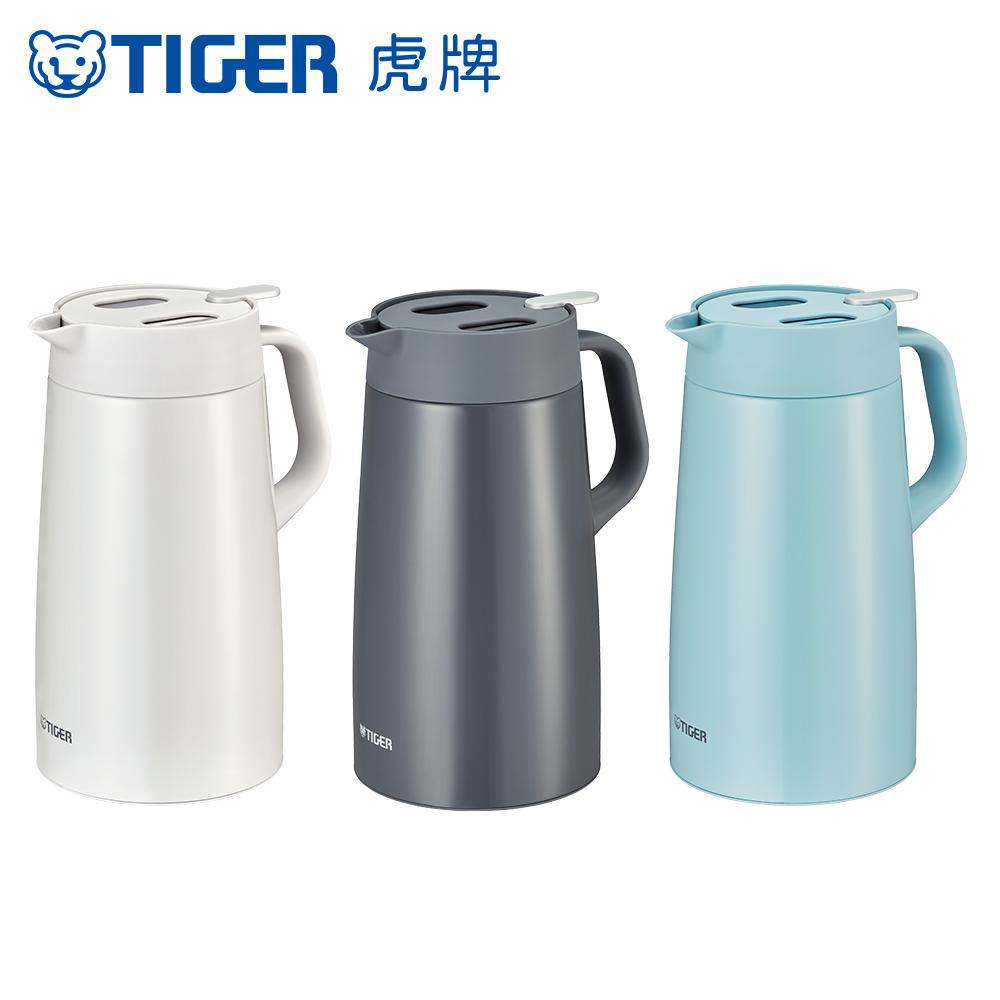[新品上市] 虎牌北歐風提倒式不鏽鋼保冷保溫壺1.6L(PWO-A160)