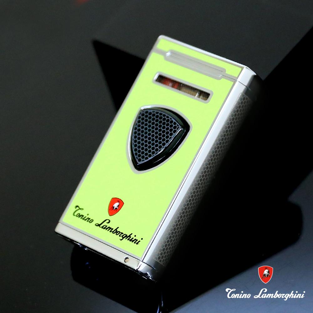 藍寶堅尼Tonino Lamborghini PERGUSA LIGHTER打火機(綠)
