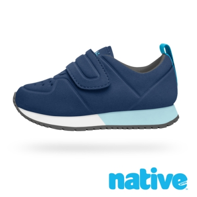 native 小童鞋 CORNELL小康奈休閒鞋-海軍藍x天空藍