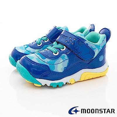 日本Carrot機能童鞋 速乾公園鞋款 TW2215藍(中小童段)