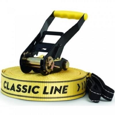 Gibbon Slackline Classic X13 15M Set 走繩組 附護樹套