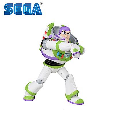 日本正版 玩具總動員 巴斯光年 LPM 公仔 皮克斯 迪士尼 SEGA 173709