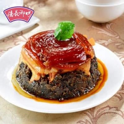億長御坊 福菜扣肉(550g)
