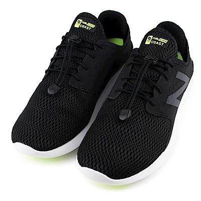 NEW BALANCE-男慢跑鞋MCOASBK3-2E-黑