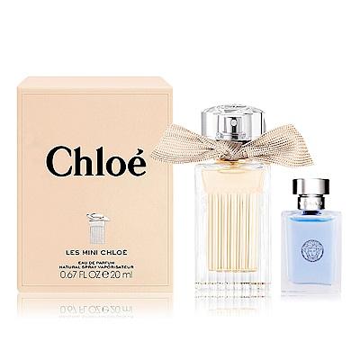 Chloe Les Mini Chloe小小同名淡香精20ml-贈小香