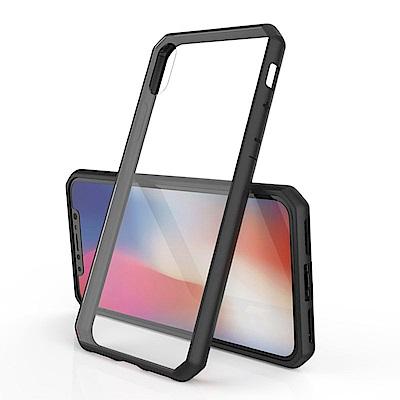 【TOYSELECT】iPhone Xs Max LEEU360度防爆抗摔透明手機殼