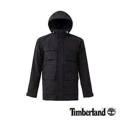 Timberland 男款黑色 3合一防水外套|A1NCE