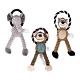 寵愛有家-可愛動物造型咬咬玩具(寵物啃咬玩具) product thumbnail 1