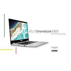 ASUS Chromebook C423NA 14吋筆電