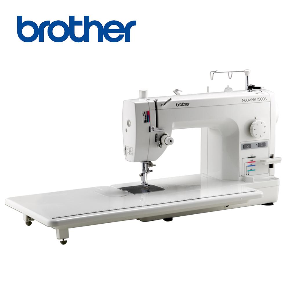 專業達人 日本brother 專業直線縫紉機 PQ-1500SL