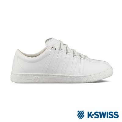 K-SWISS Classic 66經典休閒運動鞋-男-白