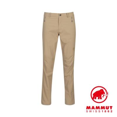 【Mammut】Hiking Pants 經典健行長褲 野生棕 男款 #1022-00420