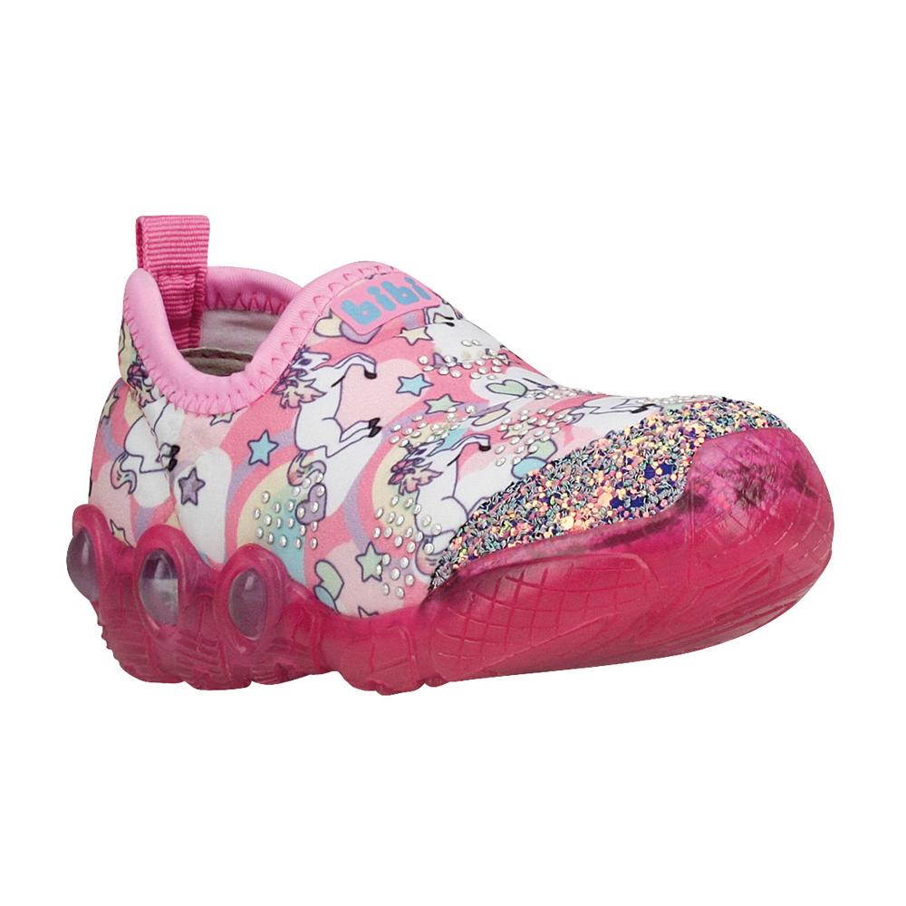 巴西BiBi童鞋_LED發光系列休閒鞋-彩繪545148
