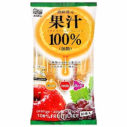 光武製果 綜合果汁棒-柳橙,蘋果,葡萄風味(630ml)