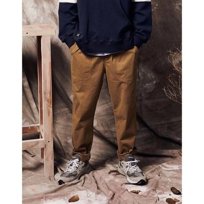 NAVY-外貼袋工作褲(三色)-男【C1NA022】
