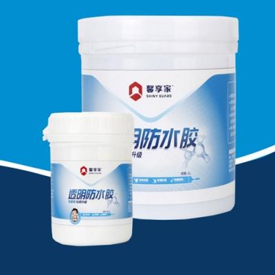 強效級高透明防水修補膠2L (附工具)