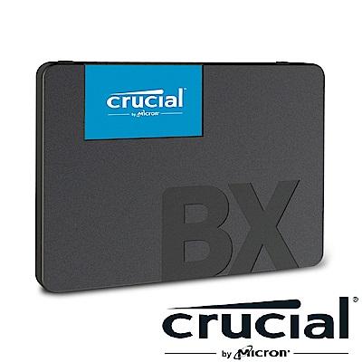 美光 Micron Crucial BX500 480GB SSD固態硬碟