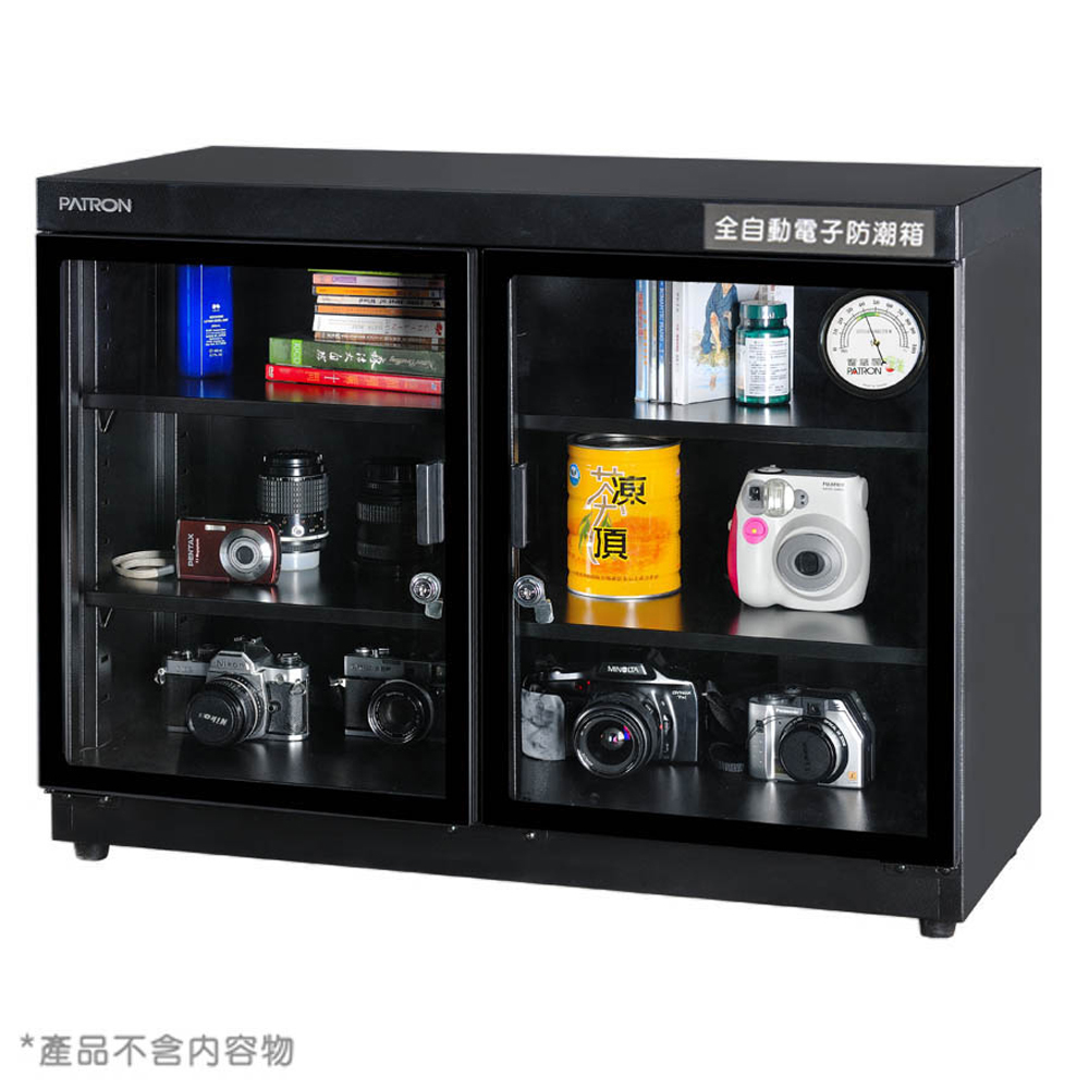 【寶藏閣】GH-160W全自動電子防潮箱