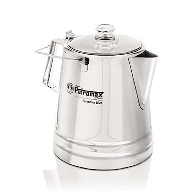 PETROMAX PERCOLATOR LE28 不鏽鋼咖啡壺 4.2L per-28-le