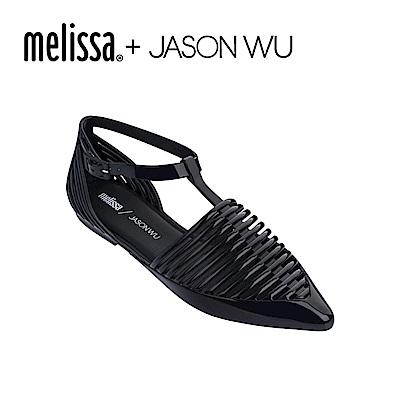 Melissa + JASON WU 尖頭鞋-黑色