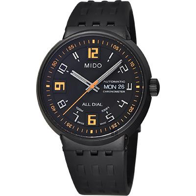 MIDO 美度 All Dial 天文台認證機械錶-42mm