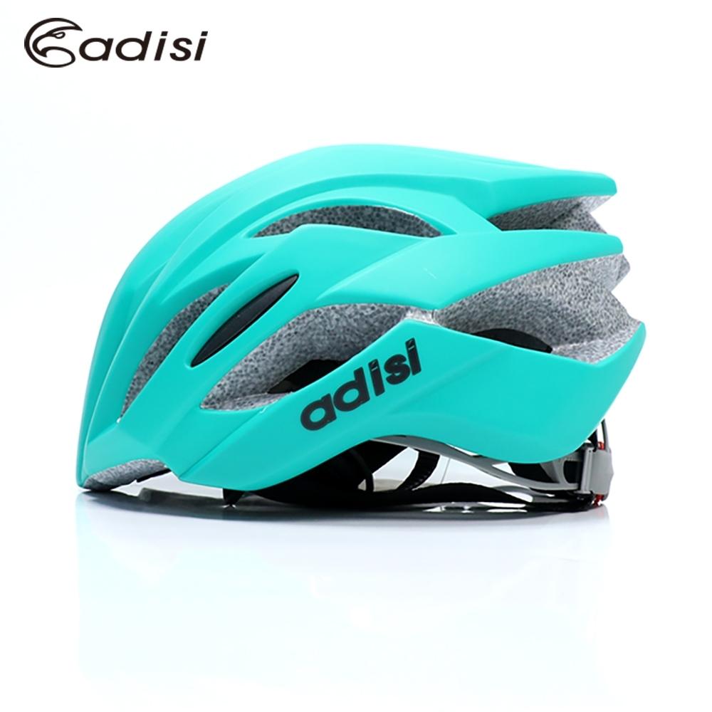 ADISI 自行車帽 CS-1050 霧綠