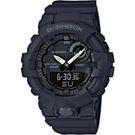 G-SHOCK G-SQUAD藍牙連結健康管理腕錶-黑(GBA-800-1A)/48mm