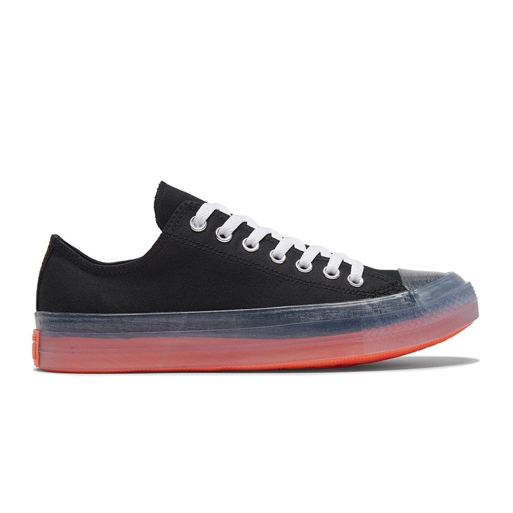 CONVERSE CTAS CX OX 低筒 男女 休閒鞋 黑色-168568C
