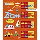 Matching Game Book:Zoom! 交通工具配對遊戲書 product thumbnail 1