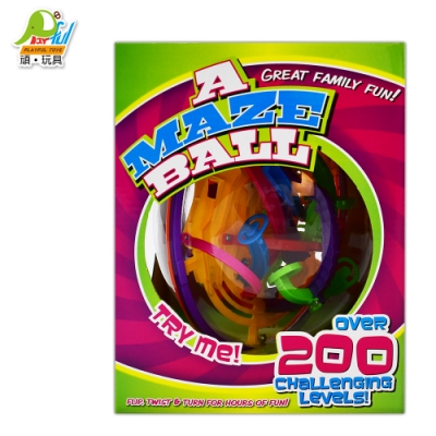 Playful Toys 頑玩具 益智迷宮球209關
