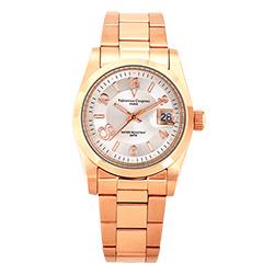 Valentino Coupeau 范倫鐵諾 古柏 都會數字腕錶 (全玫/銀面/男錶)
