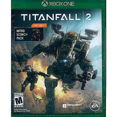 泰坦降臨 2  + 氮氧烈焰戰鬥包 TitanFall 2-XBOX ONE 中英日文美版