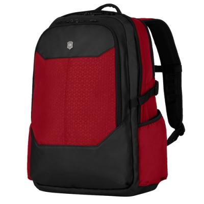 VICTORINOX瑞士維氏 Altmont Original 17吋豪華型電腦後背包-紅