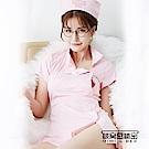 角色扮演服 溫柔天使經典小護士 。粉色 被窩的秘密