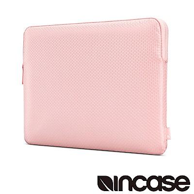 INCASE Slim 系列 15吋(USB-C) 蜂巢格紋筆電保護內袋 (玫瑰金)