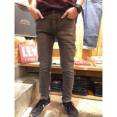 Levis男款 上寬下窄 512Taper低腰牛仔長褲 SneakerJeans