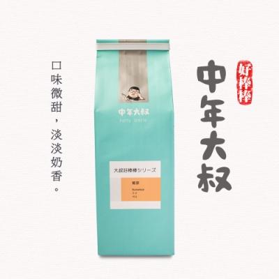 中年大叔‧大叔好棒棒-蕎麥(160g/包,共兩包)