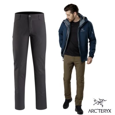 Arcteryx 始祖鳥 男 Creston AR 軟殼長褲 碳黑