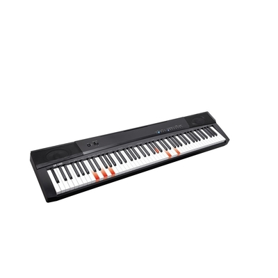 【時時樂】台灣 JAZZY 標準88鍵發光力度鍵盤 數位電鋼琴 DP-1200