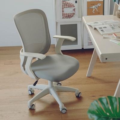 完美主義 韓系簡約電腦椅+矯正護腰坐墊/休閒椅/辦公椅/主管椅/餐椅(4色)