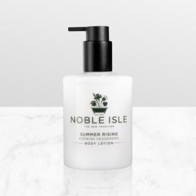 (即期良品5折)NOBLE ISLE 英國香氛身體乳 任選