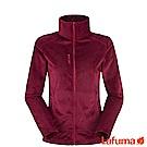 Lafuma 女 ALPIC 刷毛保暖外套 紅 LFV108503834