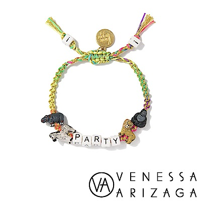 Venessa Arizaga PARTY ANIMALS 彩色沙灘手鍊