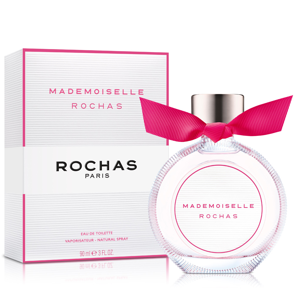 ROCHAS 羅莎小姐女性淡香水90ml
